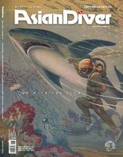 Cover Majalah Asian Diver ED 138 Juli 2015