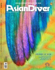 Cover Majalah Asian Diver ED 140 Januari 2016