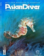 Cover Majalah Asian Diver ED 141 April 2016
