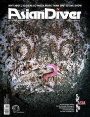 Cover Majalah Asian Diver ED 142 Juli 2016
