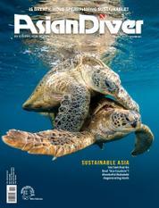 Cover Majalah Asian Diver ED 143 November 2016