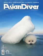 Cover Majalah Asian Diver ED 144 Maret 2017