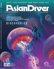 Asian Diver Magazine Cover ED 146 July 2017