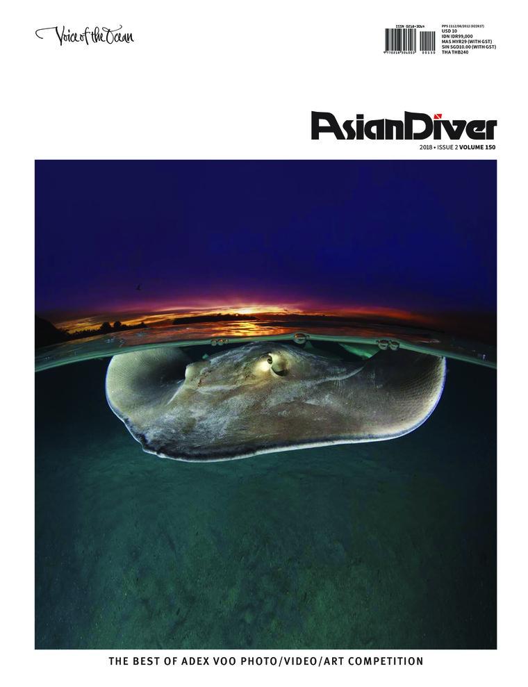 Majalah Digital Asian Diver ED 150 Juli 2018