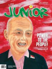 Cover Majalah Asian Geographic JUNIOR ED 46 Agustus 2017