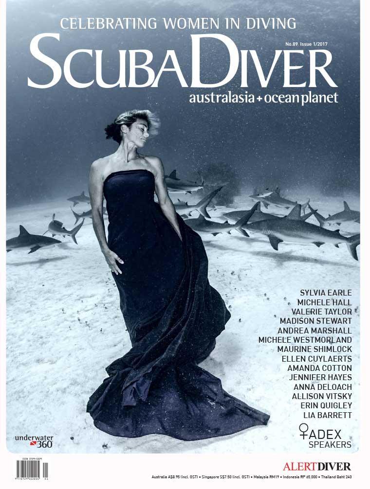 Scuba Diver Digital Magazine ED 01 February 2017