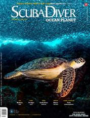 Scuba Diver Magazine Cover ED 04 July 2015