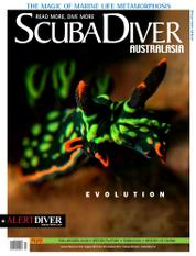 Scuba Diver Magazine Cover ED 05 August 2015
