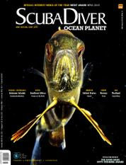 Cover Majalah Scuba Diver ED 06 September 2015