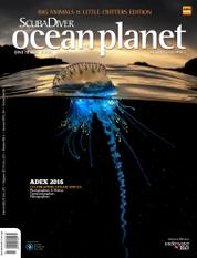 Scuba Diver Magazine Cover ED 02 March 2016