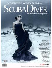 Scuba Diver Magazine Cover ED 01 February 2017
