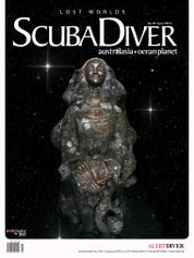 Cover Majalah Scuba Diver / ED 03 SEP 2017 ED 03 September 2017