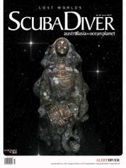 Scuba Diver / ED 03 SEP 2017 Magazine Cover ED 03 September 2017