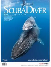 Scuba Diver Magazine Cover ED 04 November 2017