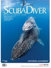 Cover Majalah Scuba Diver ED 04 November 2017
