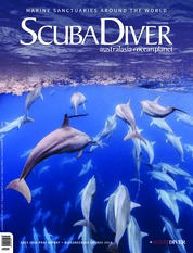 Scuba Diver Magazine Cover ED 02 June 2018