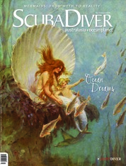 Scuba Diver Magazine Cover ED 03 September 2018