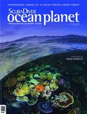 Scuba Diver Magazine Cover