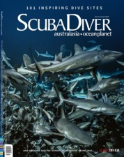 Scuba Diver Magazine Cover ED 02 May 2019