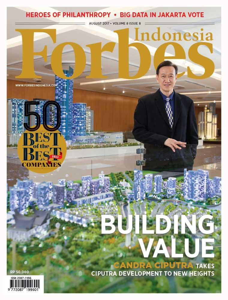 Majalah Digital Forbes Indonesia Agustus 2017