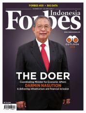 Cover Majalah Forbes Indonesia November 2017