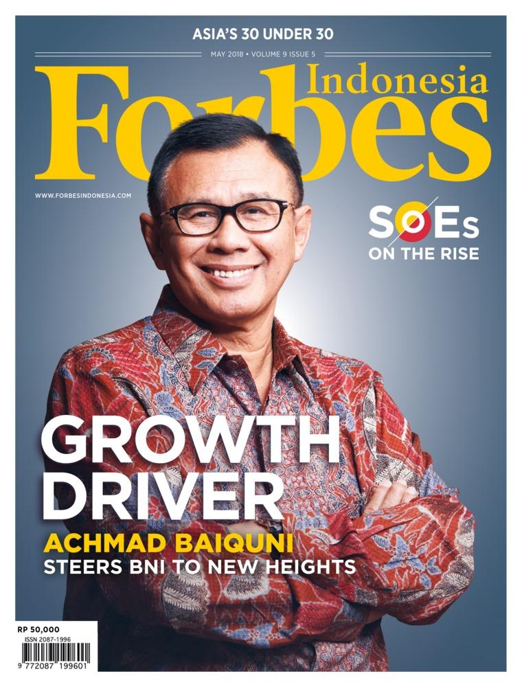 Majalah Digital Forbes Indonesia Mei 2018