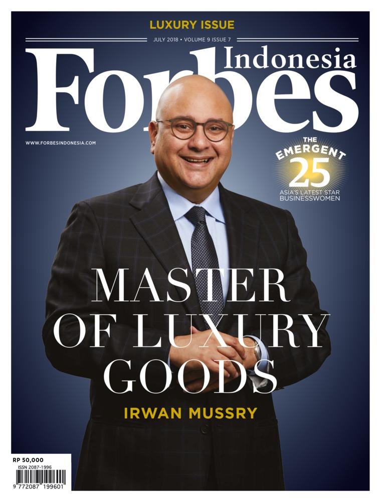 Majalah Digital Forbes Indonesia Juli 2018