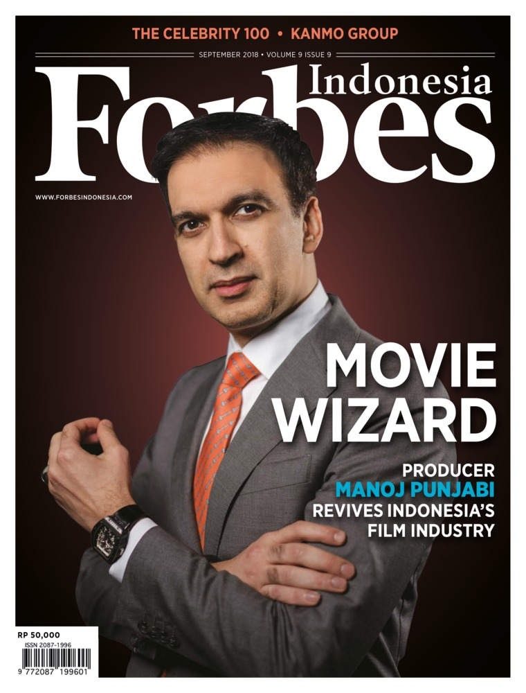 Majalah Digital Forbes Indonesia September 2018