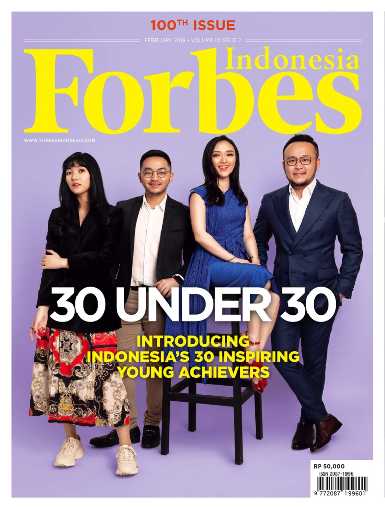 Forbes Indonesia Digital Magazine February 2019