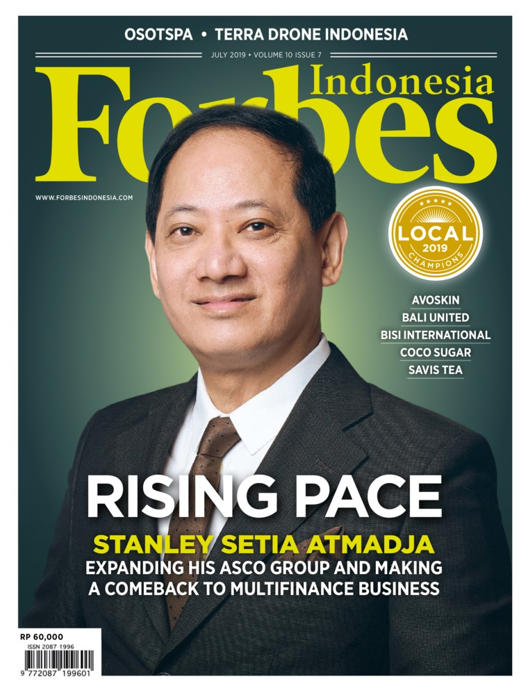 Forbes Indonesia Digital Magazine July 2019