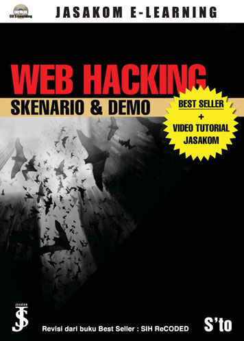 WEB HACKING : SKENARIO & DEMO by S'to Cover
