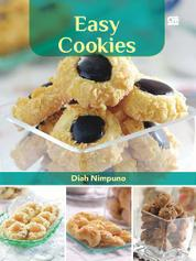 Easy Cookies by Diah Nimpuno Cover
