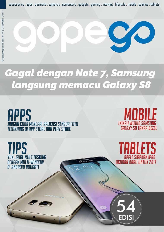 Majalah Digital gopego Desember 2016