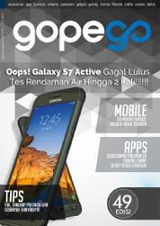 Cover Majalah gopego Juli 2016