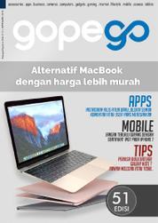 Cover Majalah gopego September 2016