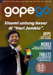 Cover Majalah gopego November 2016