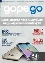 Cover Majalah gopego Desember 2016