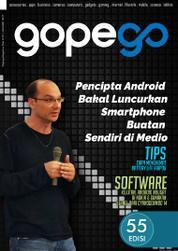 Cover Majalah gopego Januari 2017