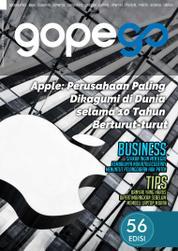 Cover Majalah gopego Februari 2017