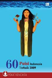 Cover 60 Puisi Indonesia Terbaik 2009 oleh