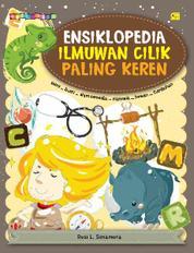 Cover Ensiklopedia Ilmuwan Cilik oleh Rosi L. Simamora