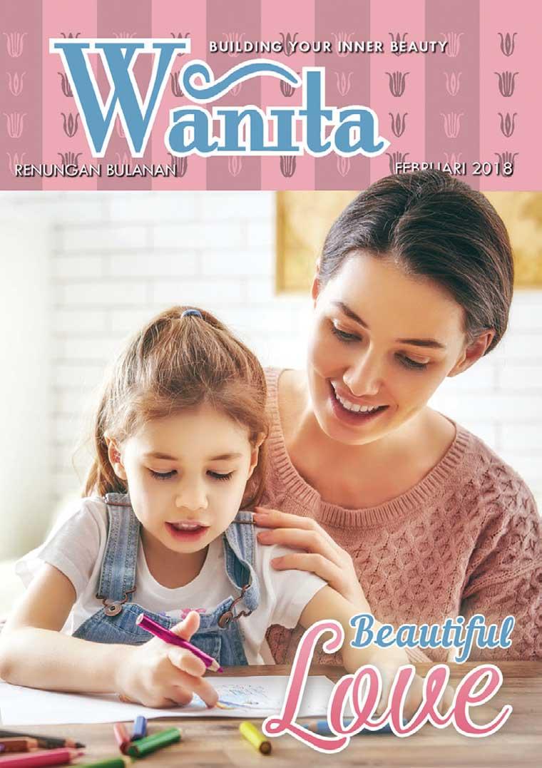 Majalah Digital Renungan Wanita Februari 2018