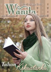 Cover Majalah Renungan Wanita Maret 2017