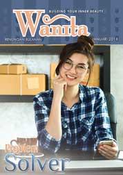 Cover Majalah Renungan Wanita Januari 2018