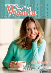 Renungan Wanita Magazine Cover
