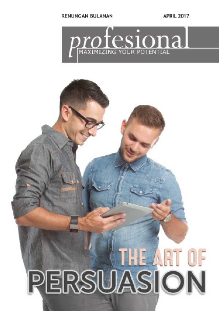 Renungan Profesional Digital Magazine April 2017