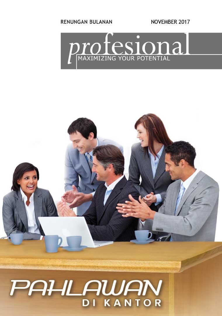 Majalah Digital Renungan Profesional November 2017