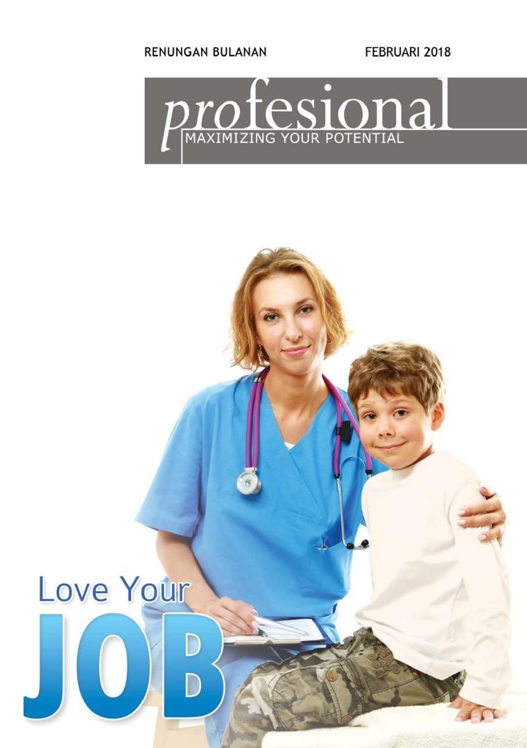 Renungan Profesional Digital Magazine February 2018