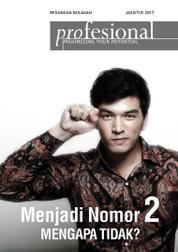 Cover Majalah Renungan Profesional Agustus 2017