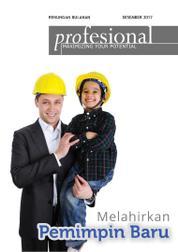 Cover Majalah Renungan Profesional Desember 2017